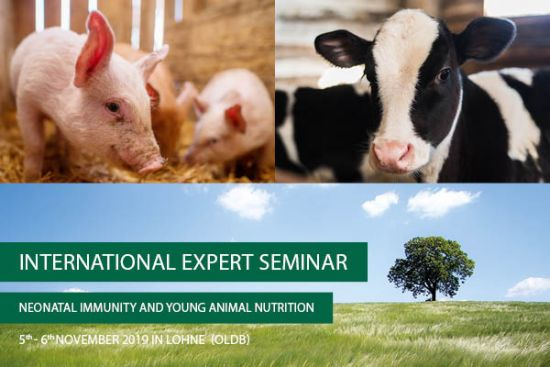 Biochem's young animal nutrition seminar